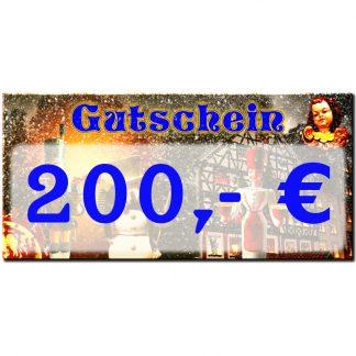Gutschein 200 Euro-0