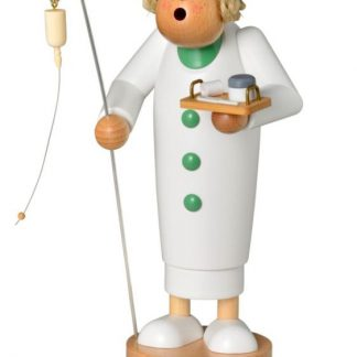 Räuchermann Krankenschwester-0