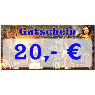 Gutschein 20 Euro-0