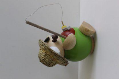 Kugelräucherfigur Hobby - Angler-8359