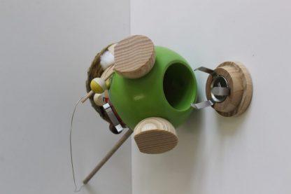 Kugelräucherfigur Hobby - Angler-8361