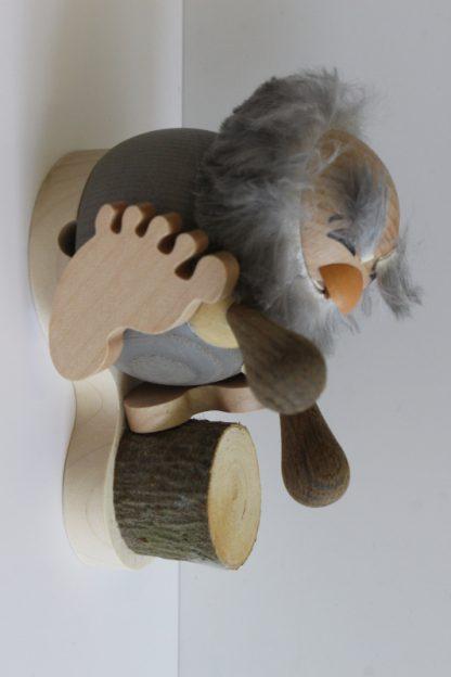 Kugelräucherfigur Urkugler Rums-8454