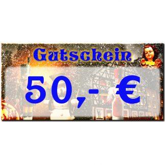Gutschein 50 Euro-0