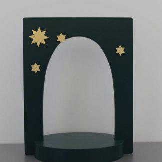 Display kleine kerle grün 15 cm-6051