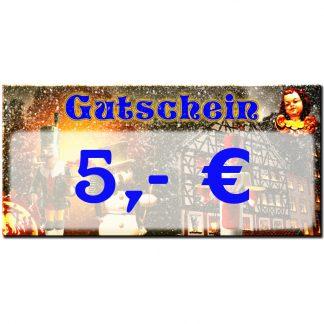 Gutschein 5 Euro-0
