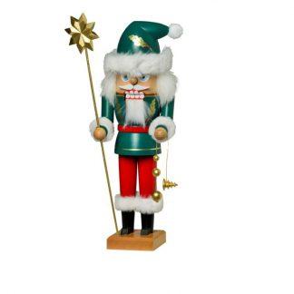 Nussknacker Irischer Weihnachtsmann-0