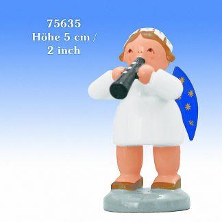 Engel mit Flöte-0