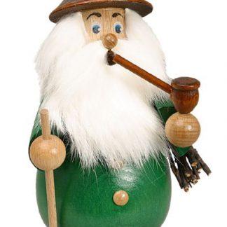 Räuchermann Wurzelzwerg grün-0