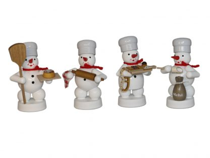 Schneemann Weihnachtsbäckerei Set 1-0