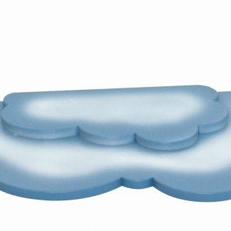 Doppelwolke für Schneeflöckchen -0