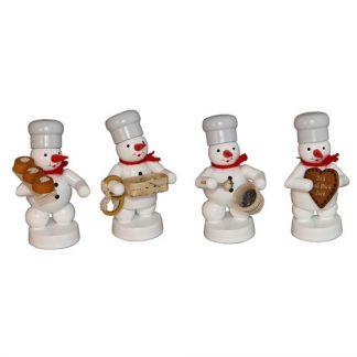 Schneemann Weihnachtsbäckerei Set 2-0