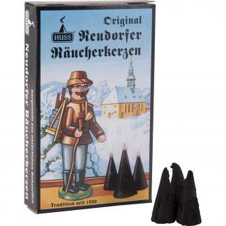 22- Huss Original Neudorfer Räucherkerzen - Weihnachtsduft-0
