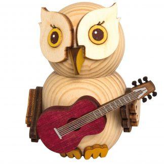 MINI Eule mit Gitarre-0