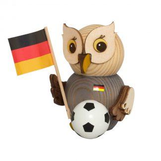 MINI Eule mit Fußball-0