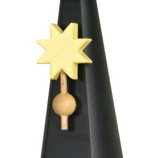 Kurrendefigur mit Stern-0